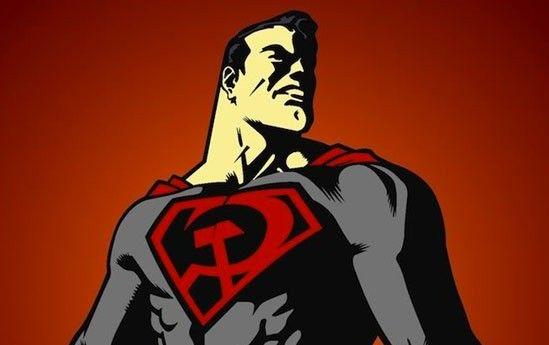 Este es el Hijo Rojo, el Supermán comunista que conquistó a Rusia. Conozca la historieta del superhéroe de acero, pero adaptada al discurso soviético. http://www.kienyke.com/historias/este-es-el-hijo-rojo-el-superman-comunista-que-conquisto-rusia/