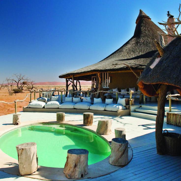 LODGE | LITTLE KULALA, SOUSSUSVLEI, NAMIBIA