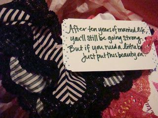 """The Panty Poem"" Bridal Shower Gift! - Planning - Project Wedding Forums"