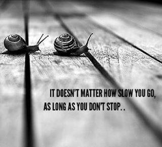 Slow and steady... #chronically #ill #illness #health