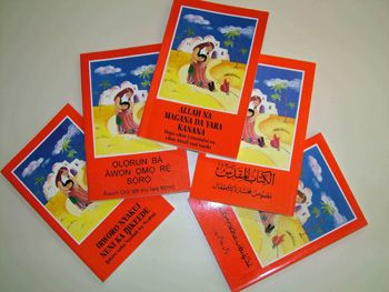 Regaliamo 50.000 Bibbie del Fanciullo ai bambini di Cuba!  Chi di noi non ricorda la sua prima Bibbia. Quelle pagine sulle quali abbiamo imparato a conoscere Gesù. Purtroppo tanti bambini nel mondo non sono così fortunati e non possono permettersi di acquistare neanche un libro.  http://acs-italia.org/progetti-in-corso/regaliamo-50-000-bibbie-del-fanciullo-ai-bambini-di-cuba/