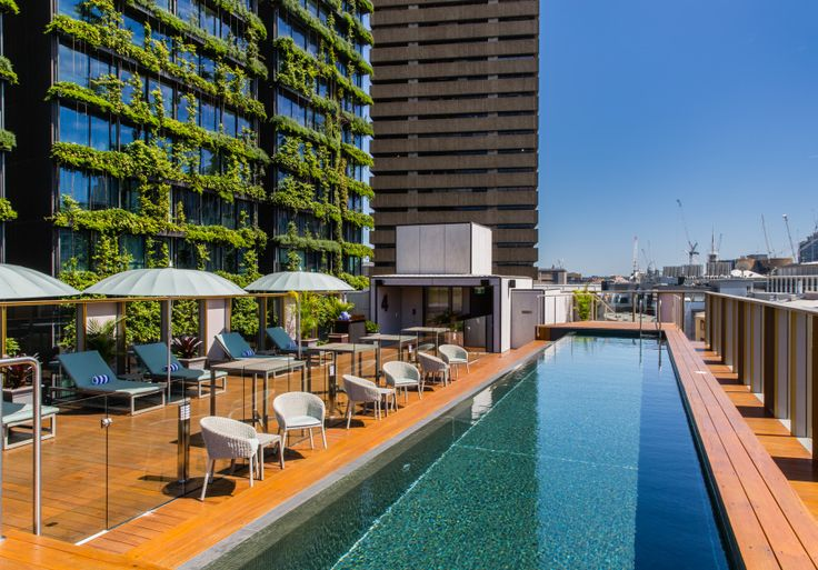 The Old Clare Rooftop Pool and Bar is now Open | Broadsheet Sydney - Broadsheet