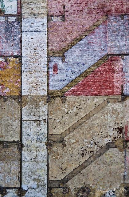 Exposed Wall, via Flickr.