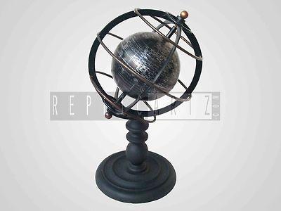 Gyroscope Globe $40.00