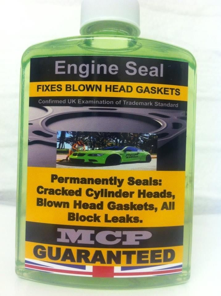 STEEL SEAL HEAD GASKET REPAIR,,ENGINE SEAL,,INSTANT SEALANT,PREMIUM  QUALITY.MCP