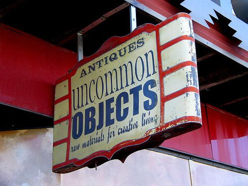 Uncommon Objects | Atlas Obscura