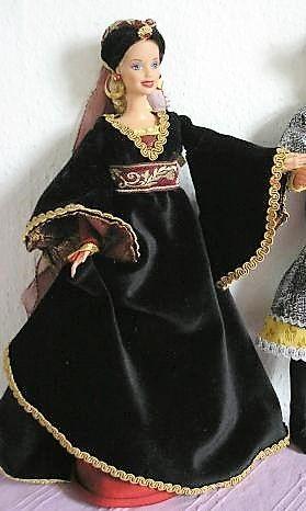 Barbie historic