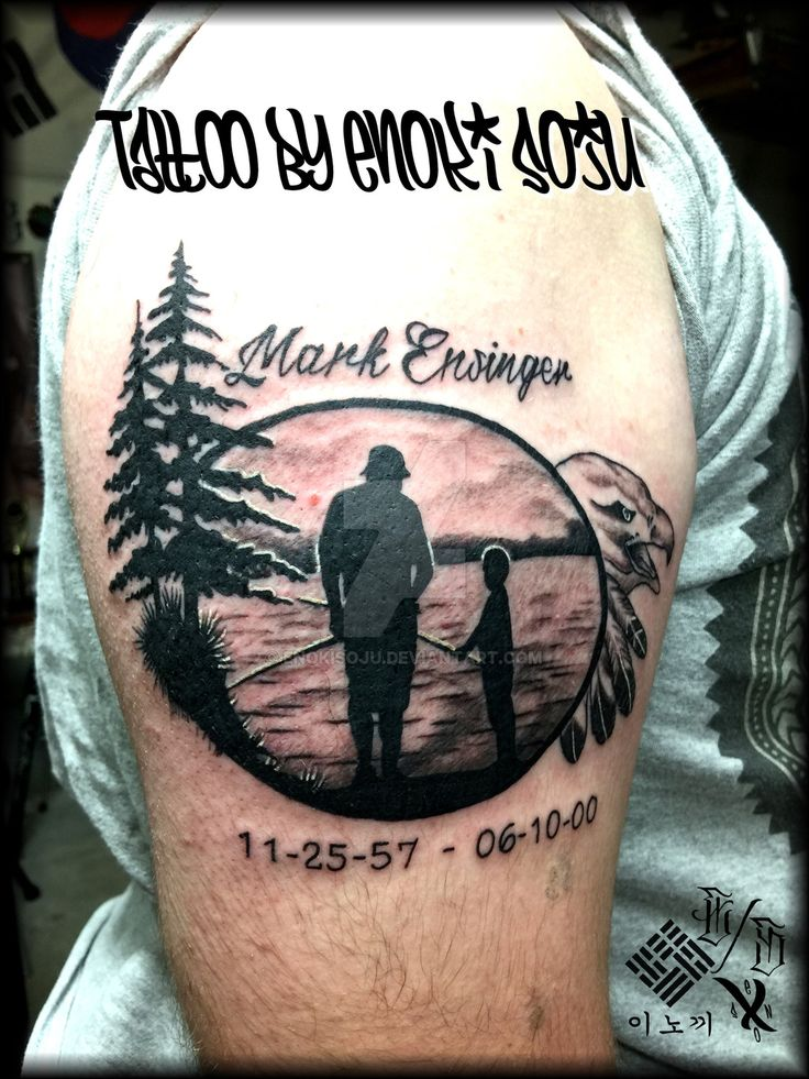 20 Badass Father Son Tattoos Ideas And Designs
