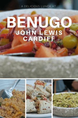 A Review of the new cafe Benugo in Cardiff John Lewis St Davids Centre