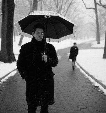 Paul Auster - epitome of literary cool.