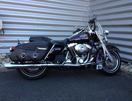 motos HARLEY-DAVIDSON FLHRCI ROAD KING CLASSIC 1450 2005