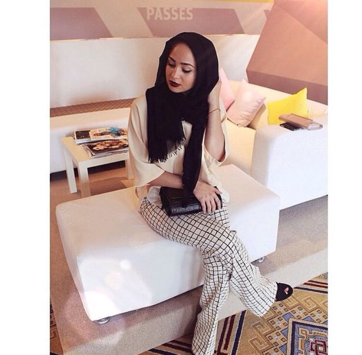 Hijab + I Want Those Pants (Maria Alia)