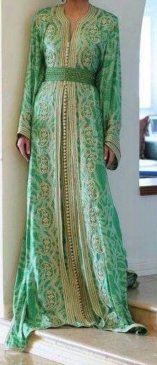 Check this out. I would look so fantabulous. I could tell people I wasn't fat, that it was just the richness of the fabric