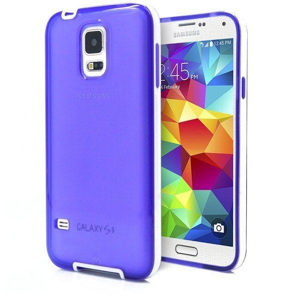Capa Celular Samsung Galaxy S5 Mini Translucida-