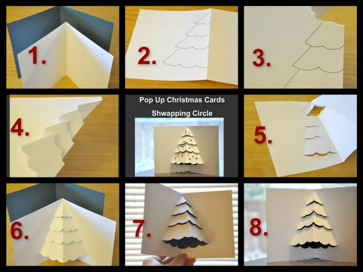 How to make your own Christmas cards - Christmas card DIY ideas