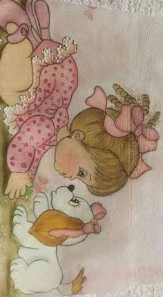 Resultado de imagem para pinturas em fraldas marcia sueli