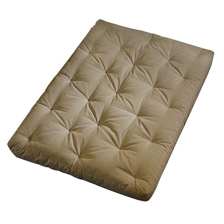 Serta Futons Maple Cotton And Foam Futon Mattress