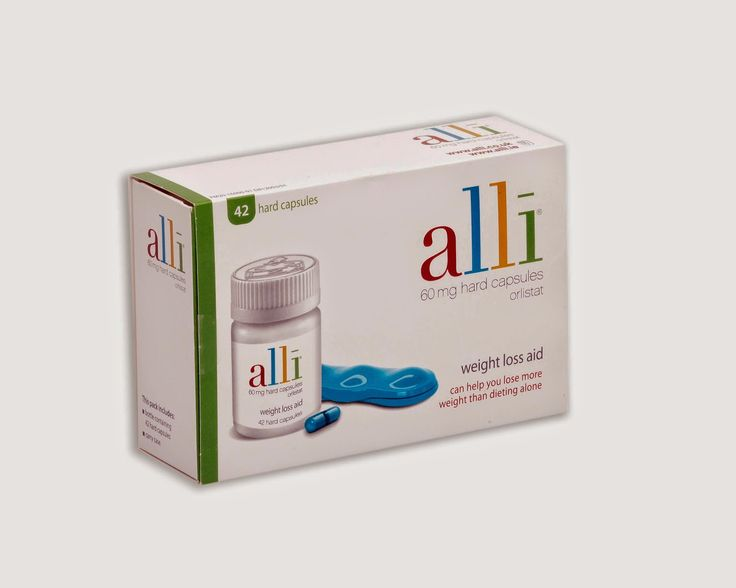 Alli Weight Loss Pills Approved by FDA