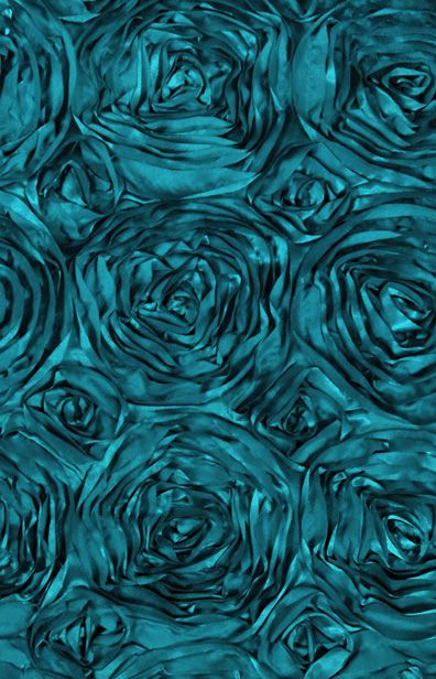 Pantone Color December 2014...pagoda blue...rosette fabric