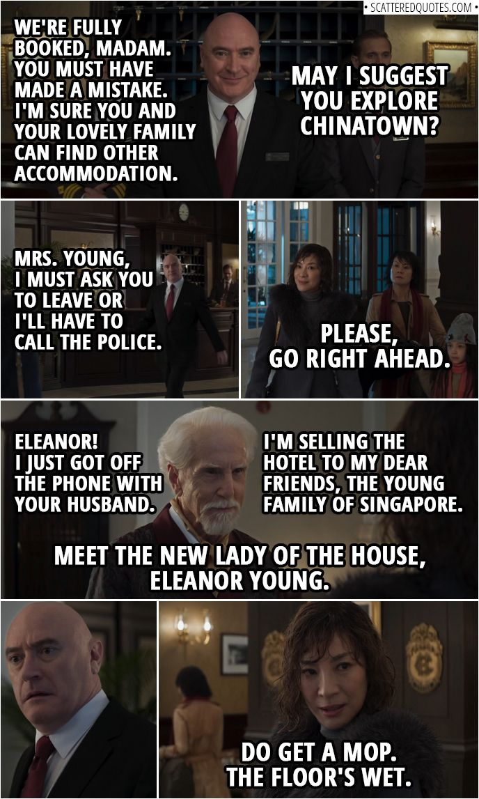 30 Best Crazy Rich Asians 2018 Quotes From The Movie Scattered Quotes Crazy Rich Asians Movies Quotes Scene Crazy Rich