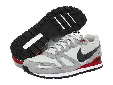 Nike Air Waffle Trainer Pure Platinum/Night Stadium Grey - 6pm.com
