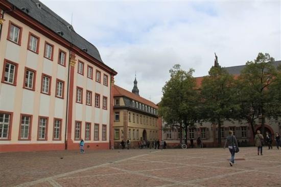 Old Heidelberg University