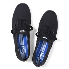 Champion Original Keds Size 9 Black