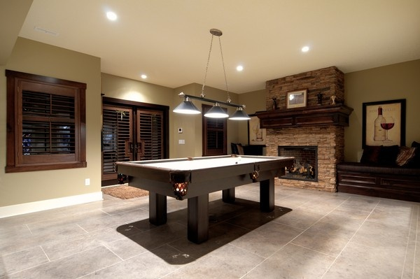 Basement Ideas Man Cave : ... ideas man cave dream home living room basement ideas basement family