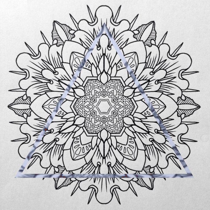 Mandala. By Jaya Suartika. For more work please follow @jayaism on Instagram.