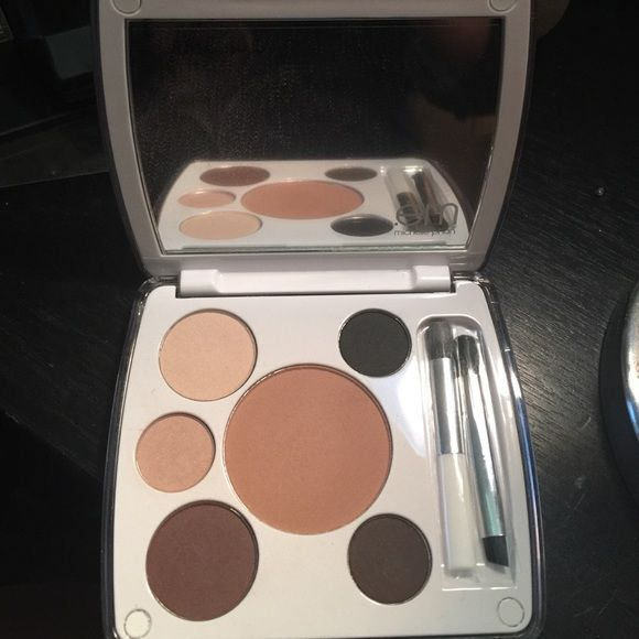 one day sale Em- michelle Pham eye shadow Like new , only color swatched ,no further discounts unless bundled Makeup Eyeshadow