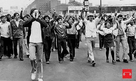 """Dentro del ciclo LOS AÑOS 70, hablaremos del oscuramente celebre """"Halconazo"""" ocurrido en la ciudad de México en 1971. Descubre porque el 10 de junio, no se olvida...  Retrovisor Próximo jueves 15 de enero, solo en La Pecera."""