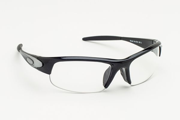 RX-D05 Prescription Safety Glasses, Wraparound Frame,