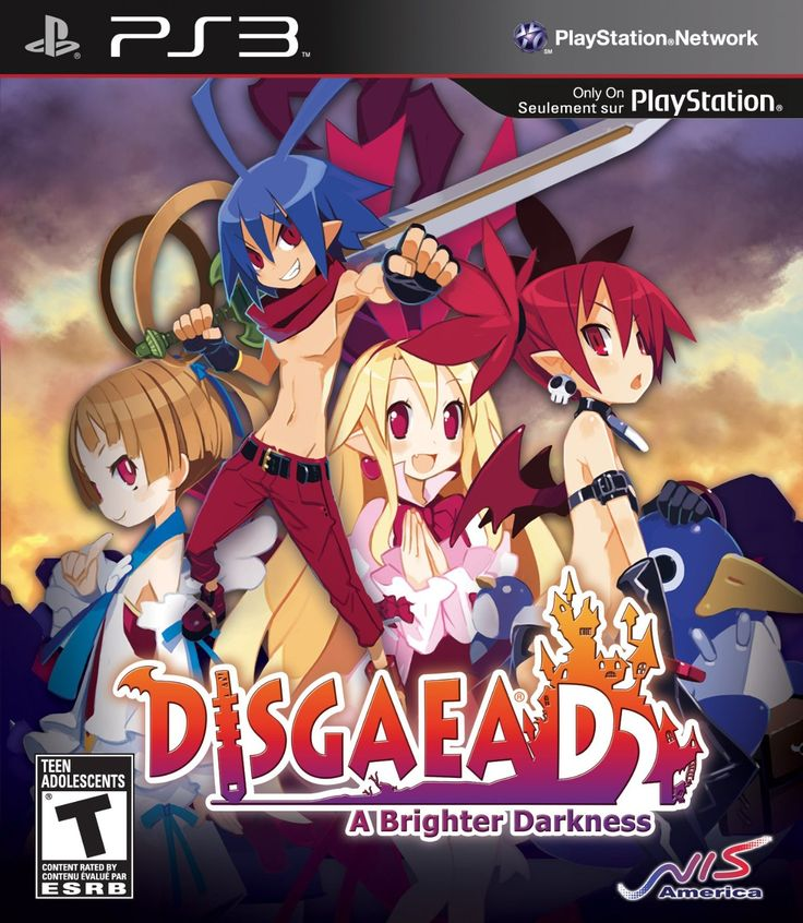 another 6000 hours of gameplay Disgaea, Playstation, Anime