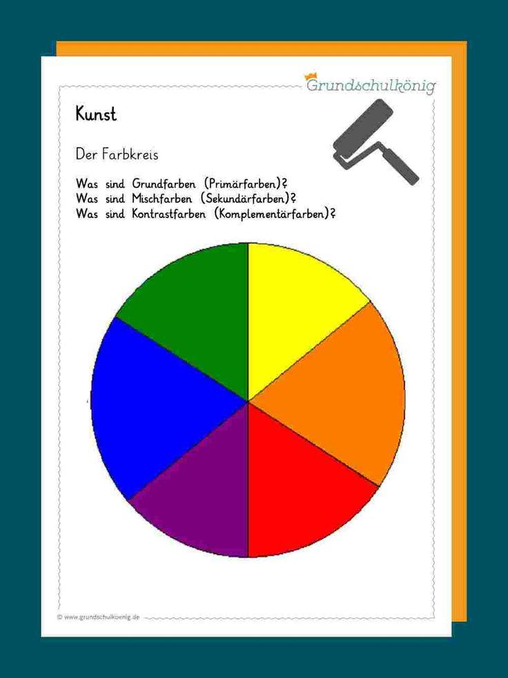 Grundfarben kennenlernen