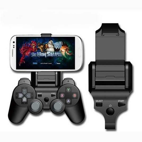 Smart Gameklip Phone Clip Mount For Ps3 Pad Controller Universal IOS Android Sale-Banggood.com