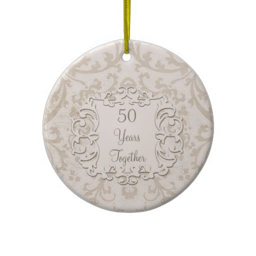 116 best wedding anniversary images on pinterest for Engagement christmas tree ornaments