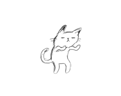 giorgianolml:Si no tienes al gato sensual bailando,tu tumblr no esta completo. Clickeamepara ver más.