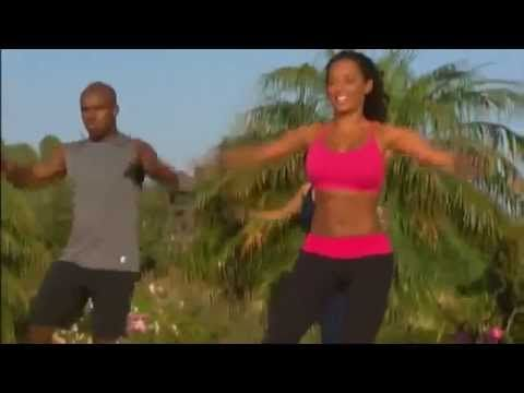 ▶ Mel B - 15 minutowy trening cardio - YouTube