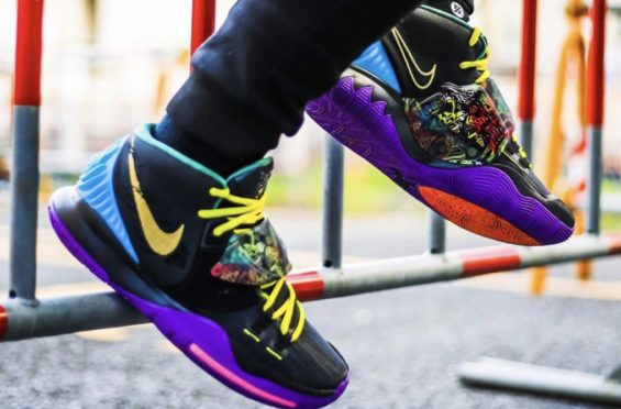 Nike Kyrie 6 Chinese New Year Arriving Overseas Next Week Dr Wong Emporium Of Tings Web Magazine In 2020 Nike Kyrie Nike Sneakers