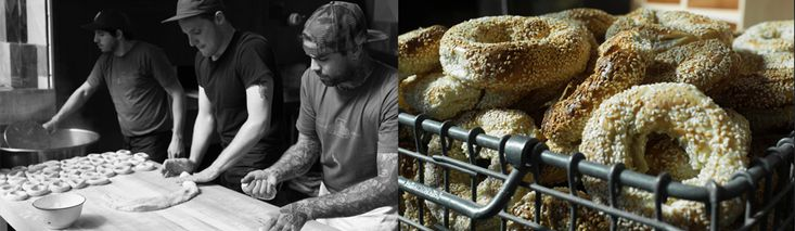 Al Brown's Best Ugly Bagels just opened in Auckland - so yum