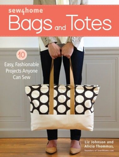 Christina of Bumblebee Bags shows us how she creates a super-stiff bottom for her basic tote bag. This free sewing tutorial is easy-to-follow. However, you need to
