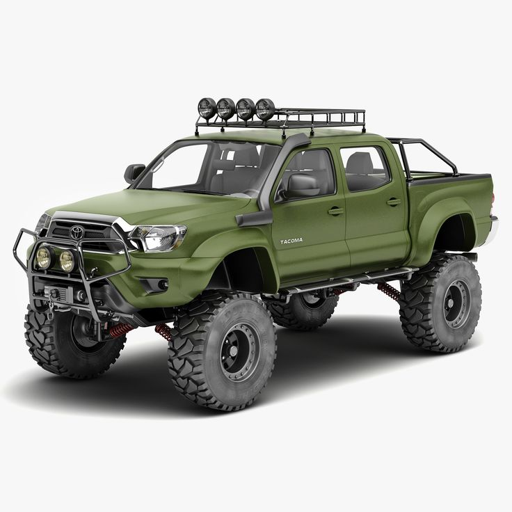 2013 Toyota Tacoma 4x4: Best 25+ Toyota Trucks Ideas On Pinterest