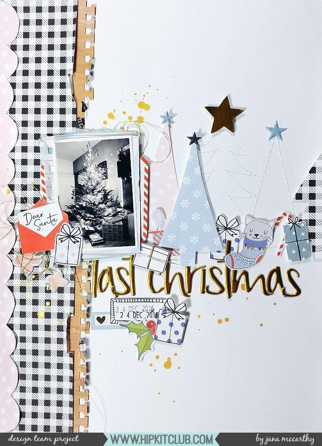 213 besten Scrapbooking Bilder auf Pinterest | December daily ...