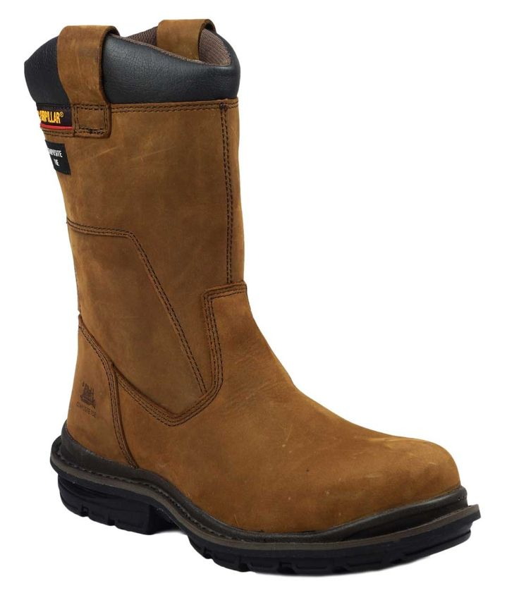 Caterpillar Olton S3 Safety Rigger Boots