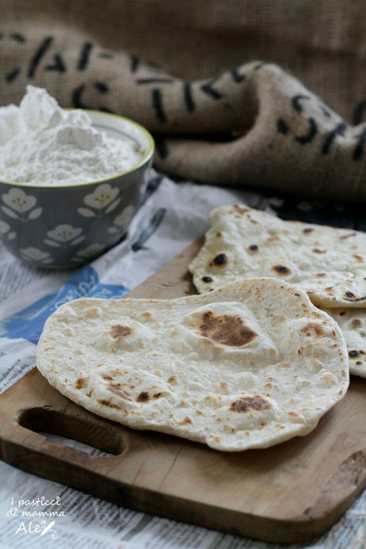 Ricetta del pane chapati | I pasticci di mamma Alex