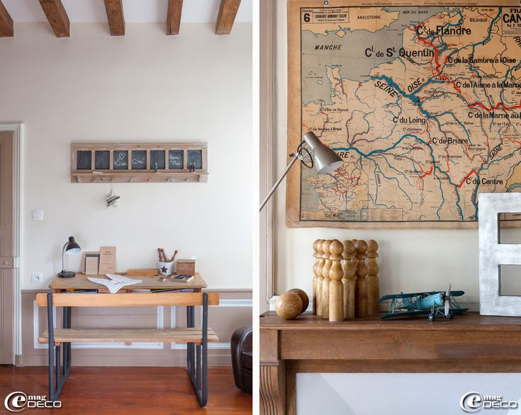94 best images about miejsce do pracy on pinterest miss - Decoration maison de famille ...
