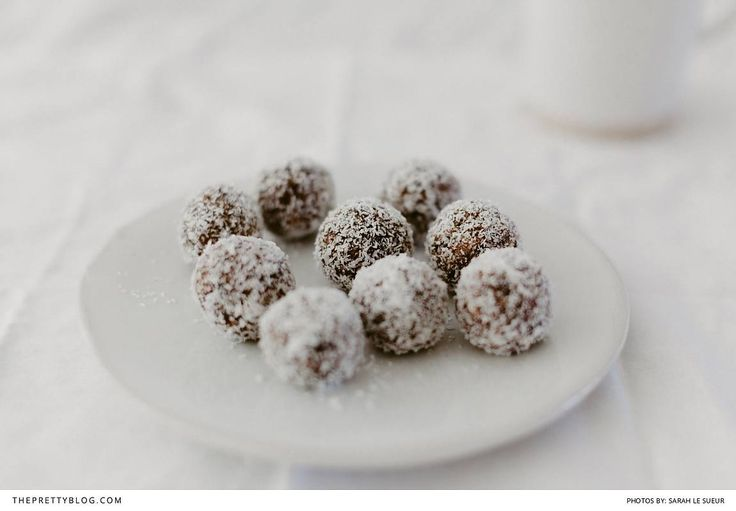 An easy snack for those of us with a sweet tooth!