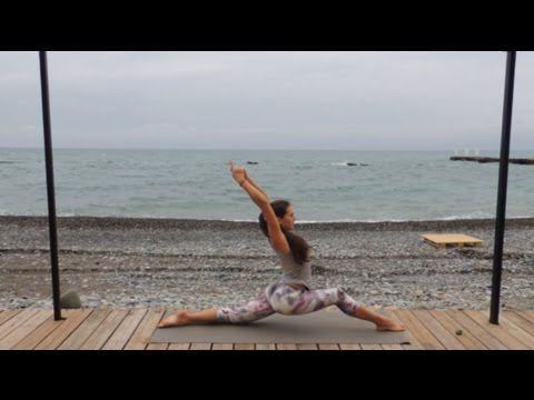 Хатха-йога. Ежедневная практика. - YouTube