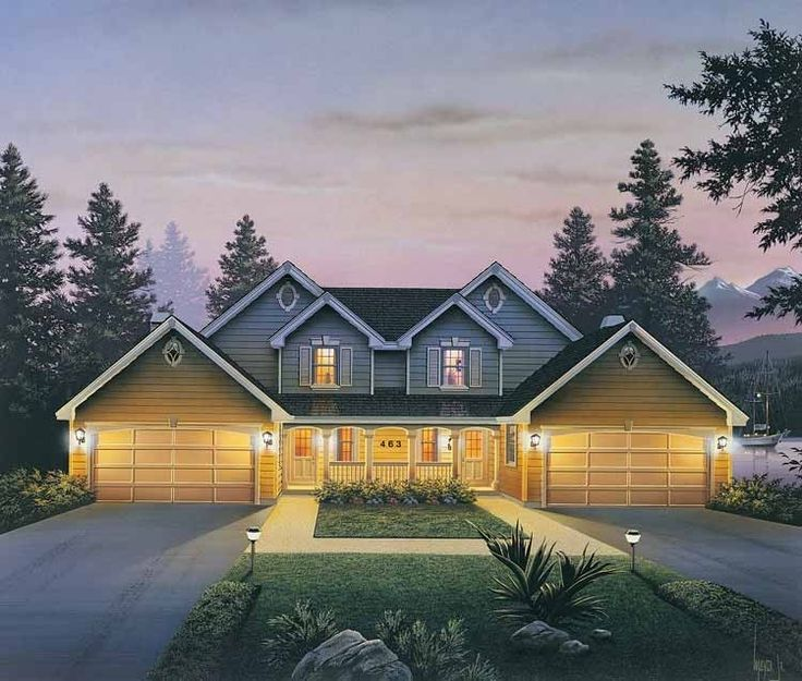 25 best ideas about duplex house plans on pinterest luca traditional home plan 079d 0001 house plans and more
