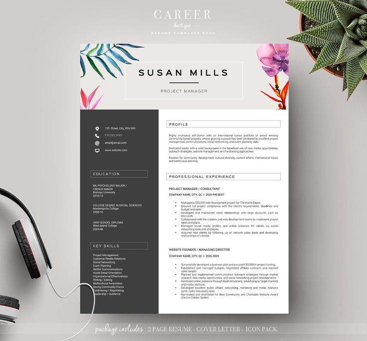 99 best Business Cards / Resumes images on Pinterest   Curriculum ...